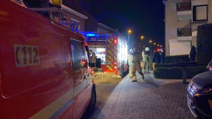Keukenbrand in flat op eerste verdieping veroorzaakt vrij veel schade