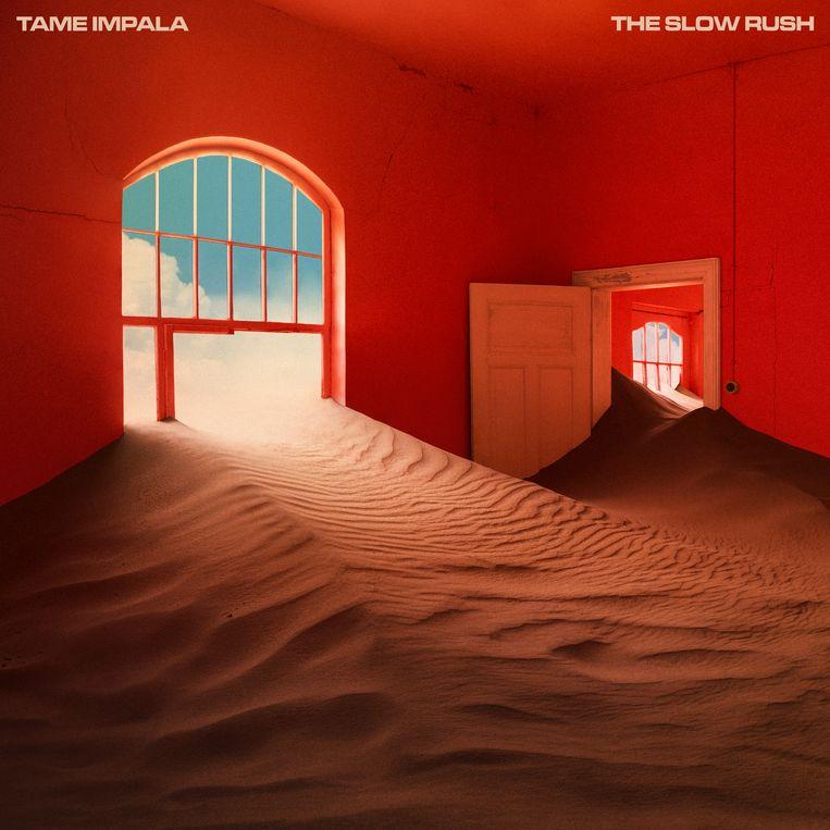 'The Slow Rush' van Tame Impala komt morgen uit. Beeld rv