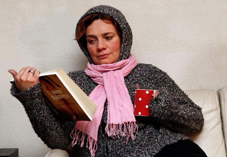 De verwarming een of twee graden lager en een dikke trui om je warm te houden. Dat wordt beoogd met de zogenoemde Warme Truiendag, die wordt gehouden op vrijdag 5 februari. Beeld ANP