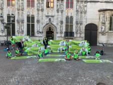 30 jonge leerlingen zijn 'verkeersambassadeur' van de stad Brugge en organiseren acties op school