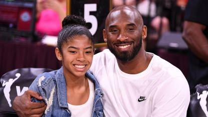 Een mooi gebaar: WNBA neemt dochter Kobe Bryant postuum op in draft