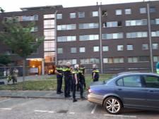 Persoon gewond bij brand in flat Charlois