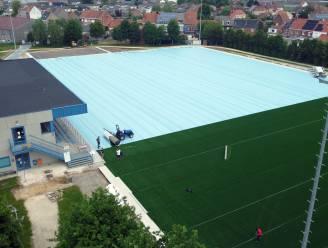 Kunstgrasveld in Vijve en Beveren-Leie bijna klaar, Desselgem volgt begin juli