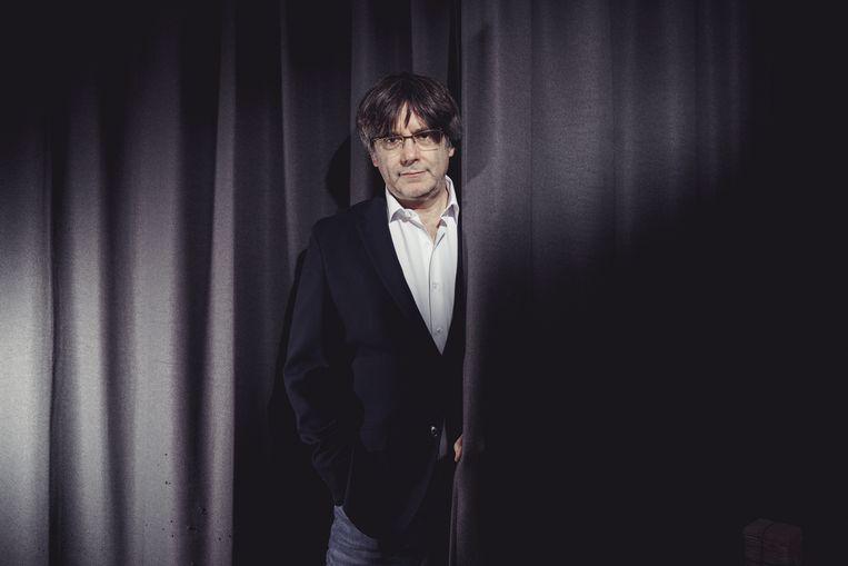 Carles Puigdemont. Beeld © Stefaan Temmerman