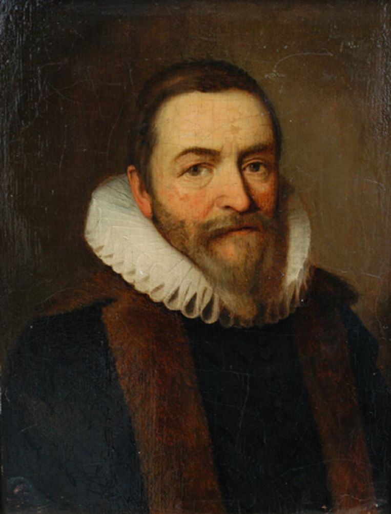 Raadspensionaris Johan van Oldenbarnevelt Beeld