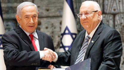 Israëlische president duidt Netanyahu aan als formateur