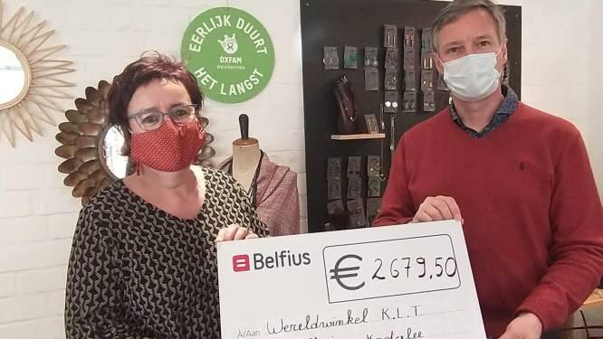 Vrijwilligers schenken kansarme gezinnen voor 2.680 euro aan paaspakketten