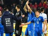 Italië eenvoudig voorbij Finland