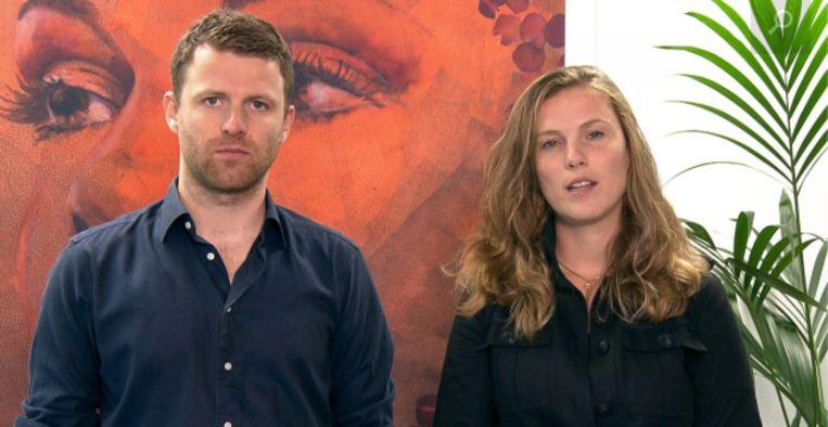 Royce en Kelly de Vries Beeld Screenshot Tijd voor MAX