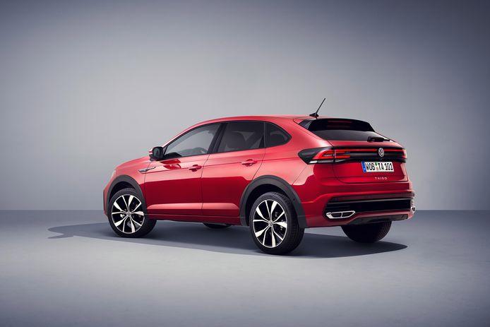 De Volkswagen Taigo