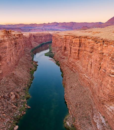 Comment le changement climatique a réduit le débit du fleuve Colorado