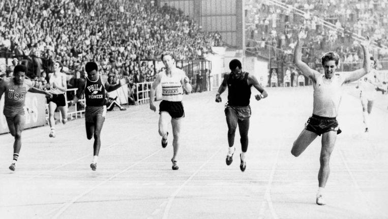 1977: de eerste editie van de Memorial Van Damme. Beeld rv