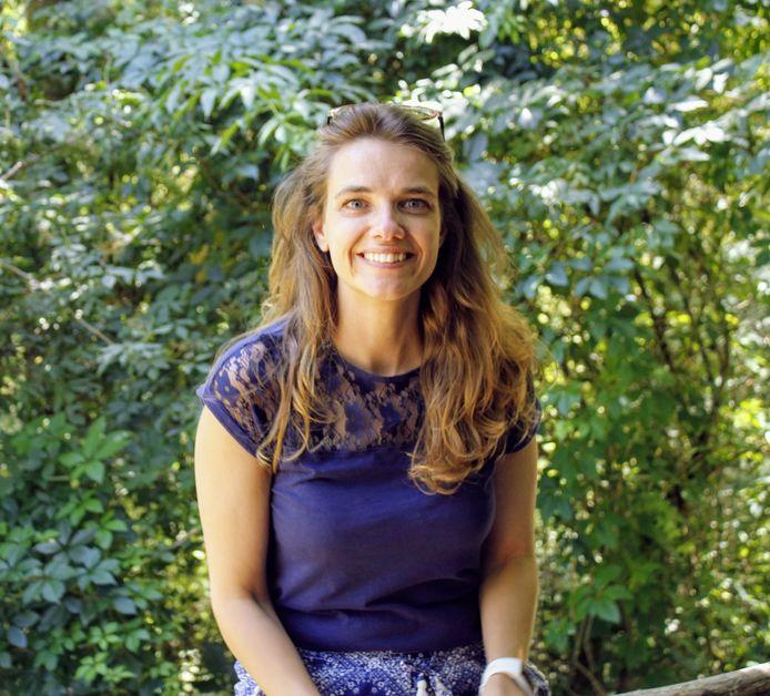 Anja Beverwijk van het Rotterdamse Greenwheels.