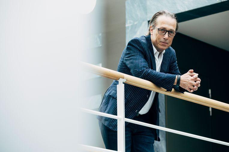 Kris Hoflack, directeur communicatie bij het Vlaams Parlement.  Beeld Kris Hoflack