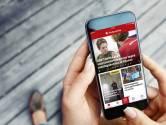 In deze tijd zien lezers het voordeel van de Tubantia app: Snel op de hoogte zijn wat er speelt