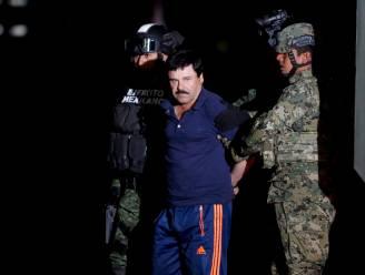 Mexicaanse drugsbaron El Chapo tot levenslange gevangenisstraf veroordeeld