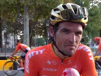 """Van Avermaet kleurt slotetappe: """"Massasprint hier is bijna onvermijdelijk"""""""