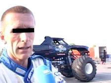 OM eist 1,5 jaar cel tegen chauffeur monstertruck