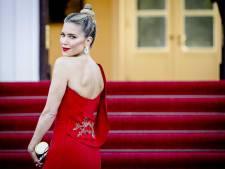 Jurk Sylvie Meis te bloot en rood: 'Eigenlijk niet gepast voor staatsbanket'