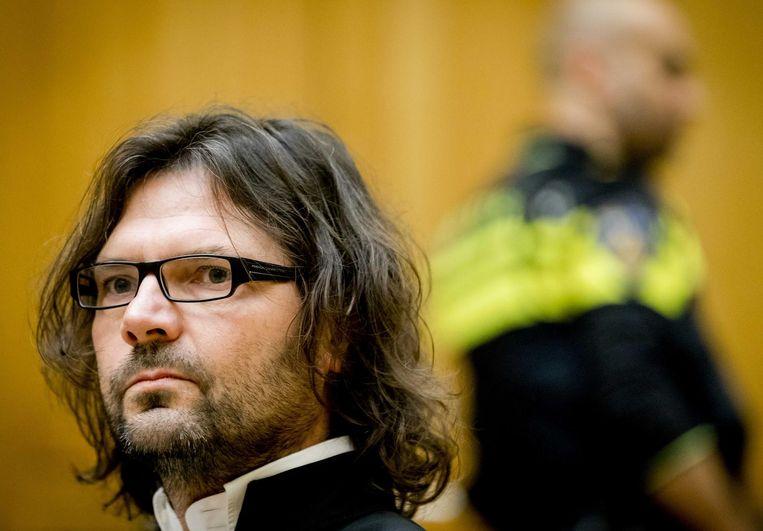 Job Knoester, advocaat van Jos de G. Beeld null