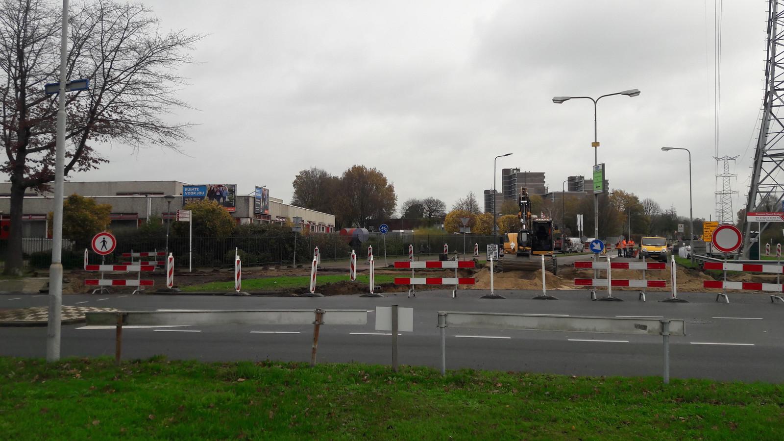 De fietsroute op de kruising Rompertsebaan-Zevenhontseweg in Den Bosch wordt aangepakt.