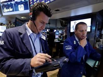 Zware verliezen op Wall Street