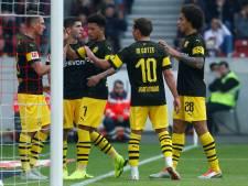 Axel Witsel et le Borussia Dortmund confortent leur place de leader