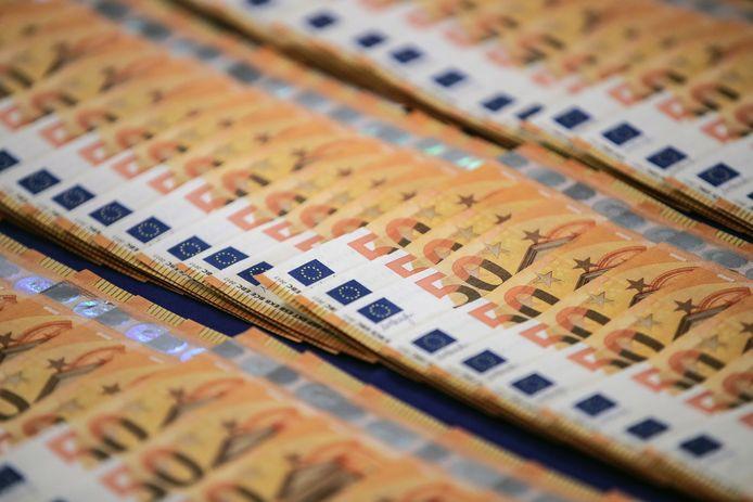 De inbeslagname van vervalste 50-eurobiljetten bracht de zaak in 2017 aan het rollen.