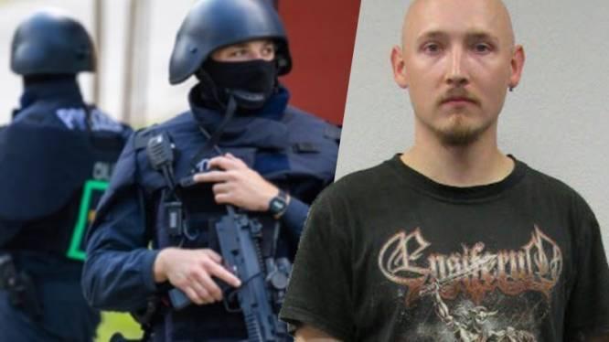 'Rambo van Zwarte Woud' tot drie jaar cel veroordeeld