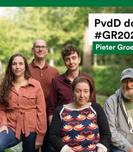 Pieter Groenewege (29) leidt Partij voor de Dieren in Dordt: 'Dit gaat het verschil maken voor dier, natuur en milieu'