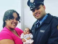 Baby van New Yorkse brandweerman overlijdt aan coronavirus