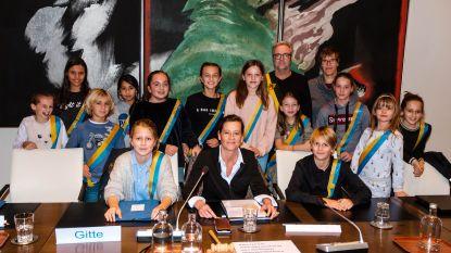 Gitte (11) is nieuwe kinderburgemeester