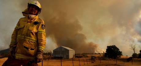 """""""Les feux de brousse ont toujours existé"""": suffisant pour nier le rôle du réchauffement climatique?"""