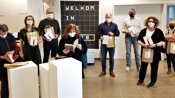 """Feestjaar rond 100ste verjaardag van 'Blaubergse' roman De Verlossing van Willem Elsschot wordt afgetrapt met boekenketting: """"Hopen op kettingreactie waarbij heel Herselt het boek leest"""""""