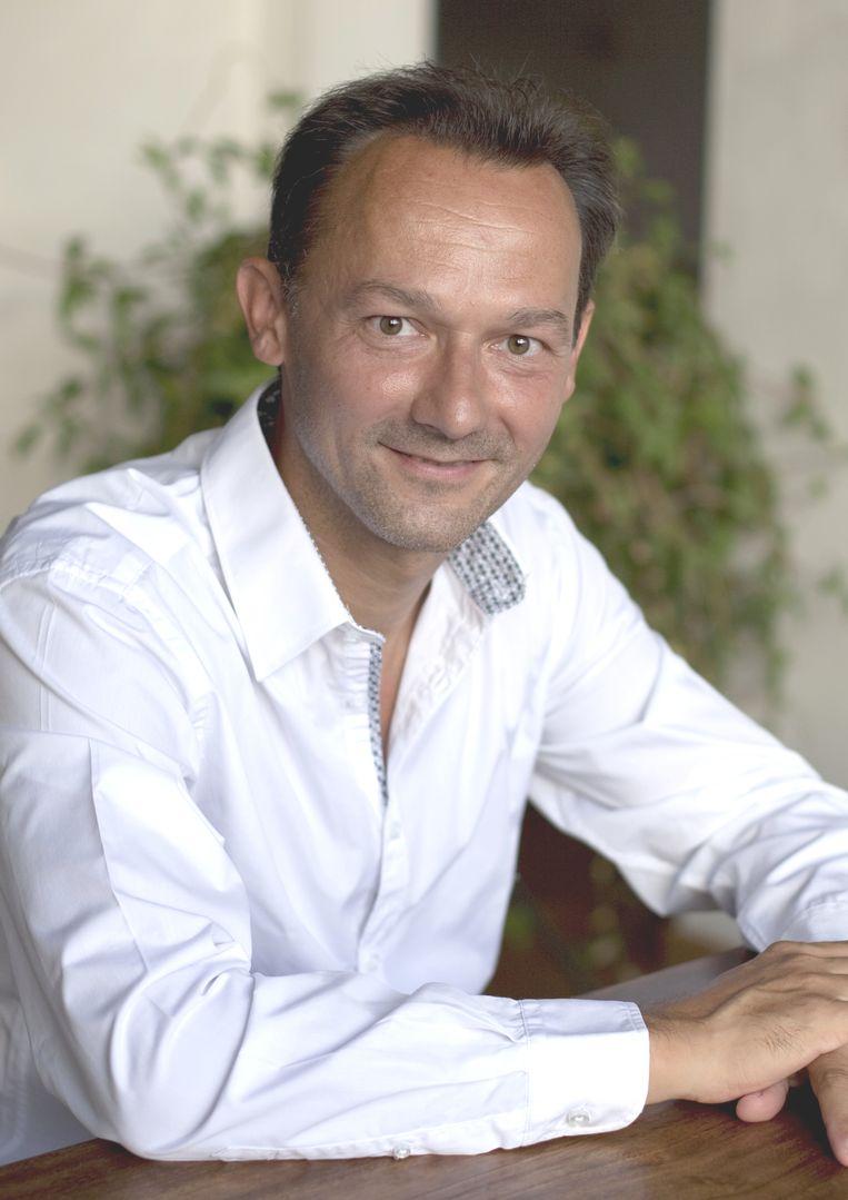 Spoed- en rampenarts Gerlant van Berlaer (UZ Brussel) Beeld rv