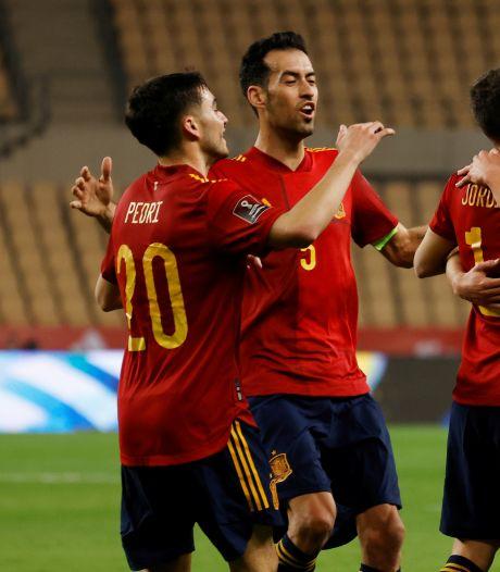 EK-kanshebbers: Spanje doet met inzet én tiki-taka-voetbal gooi naar Europees goud