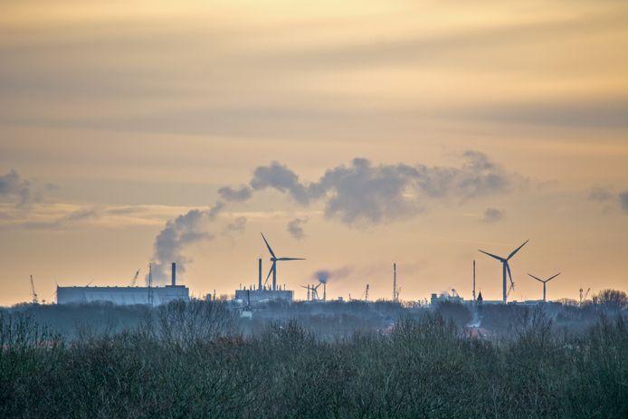 Brabantse partijen willen een onderzoek naar het verband tussen corona en luchtkwaliteit(archieffoto ter illustratie).