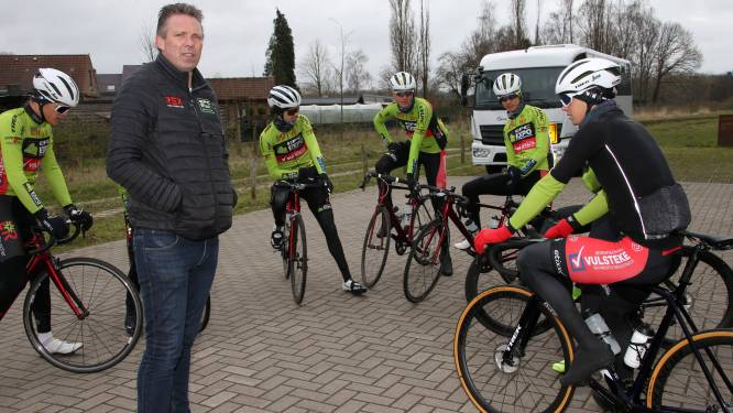 """Wim Feys klaar met huiswerk: """"Zes blijvers van EFC-L&R-Vulsteke, drie junioren van Gaverzicht-BE Okay schuiven door en acht nieuwe gezichten"""""""