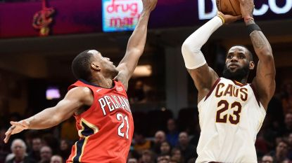 LeBron James snoept Michael Jordan legendarisch record af