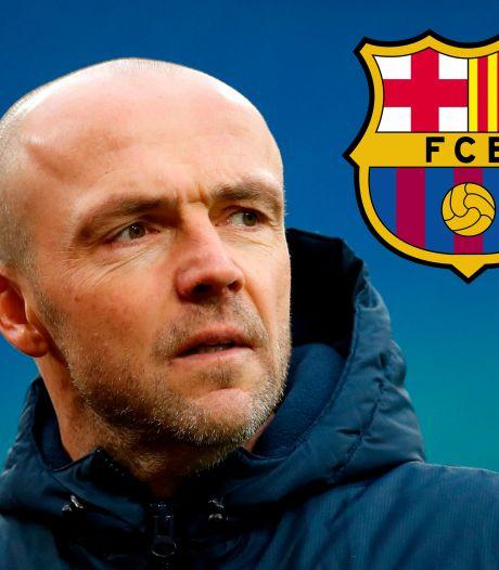 Barça-assistent Schreuder: 'Ze slaan Messi neer, gewoon met de vlakke hand'