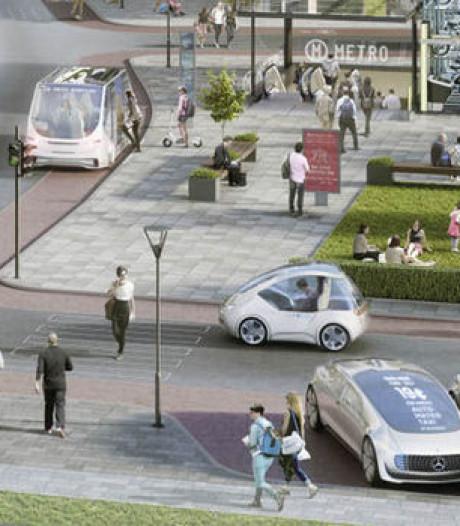 'In 2050 is het aantal auto's wereldwijd gehalveerd'