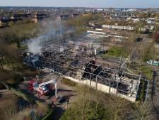Van 'super leuke' basisschool in Lelystad is weinig over na felle brand: 'Vreselijk', vindt Zoë (12)