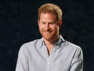 Prins Harry brengt volgend jaar memoires uit over z'n leven als Britse royal