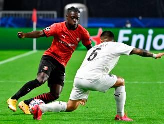 Invaller Doku kan Rennes niet aan zege helpen tegen Krasnodar, ook Chelsea en Sevilla spelen gelijk