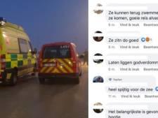 """Des messages de haine après le drame à La Panne: """"La déshumanisation continue"""""""