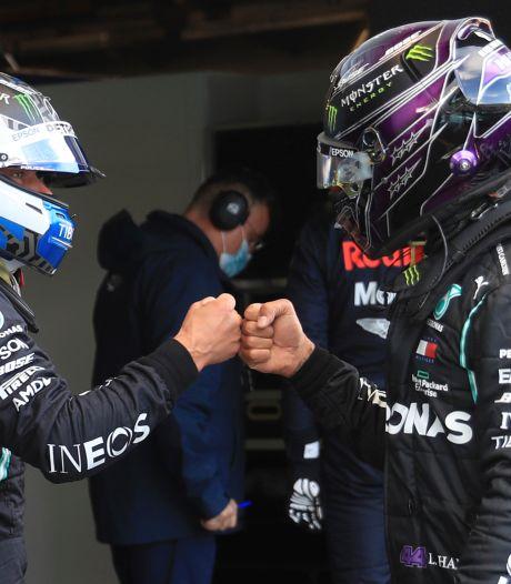 Hamilton en Bottas willen vrijdagtrainingen schrappen, Verstappen is het deels eens