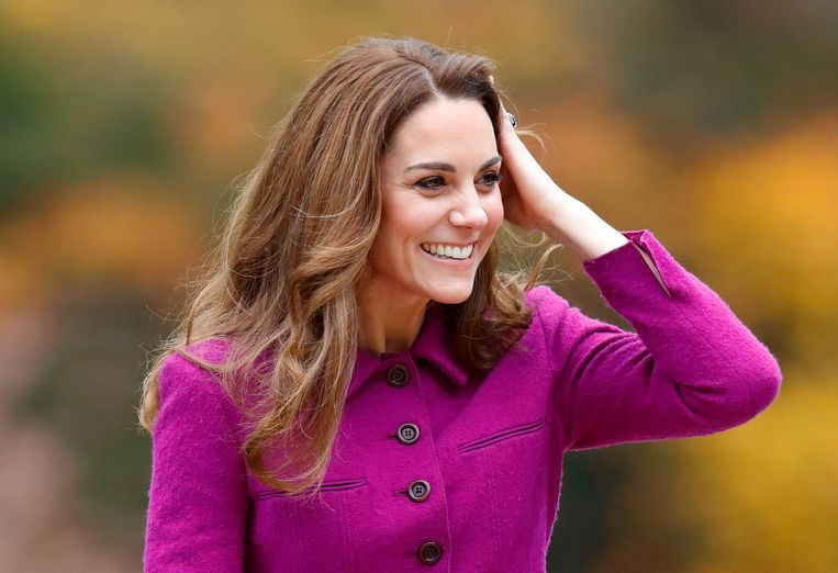 Kate Middleton Beeld Getty Images