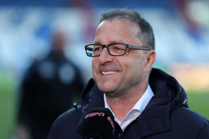 Willem II-trainer Zeljko Petrovic