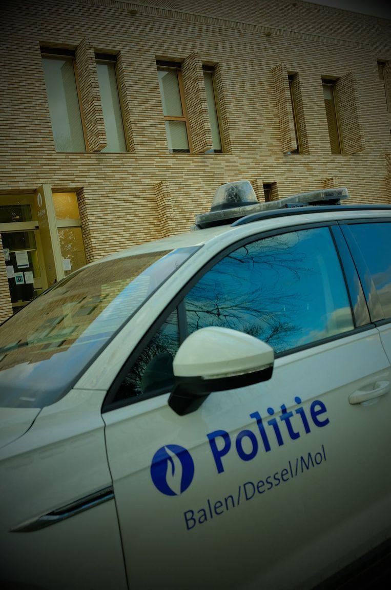 Illustratiebeeld politie Balen-Dessel-Mol Beeld Facebook