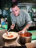 Ricky Spijkers (32), chef en eigenaar van Gastrobar RIX in Tilburg